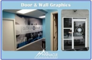 Door Wall Graphics