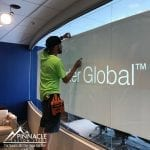 Charter Global window graphic