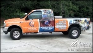 Truck Graphics Wraps