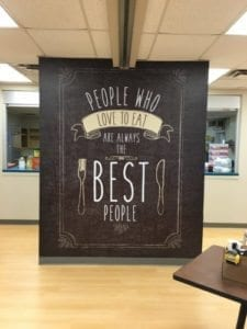 Customized Signs for Your Office