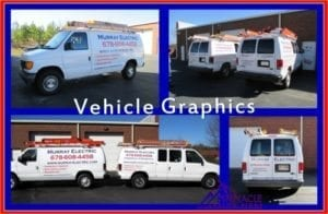 Van Lettering | Van Graphics | Graphic Design For Vehicle
