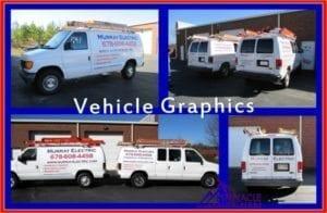 Van Lettering   Van Graphics   Graphic Design For Vehicle