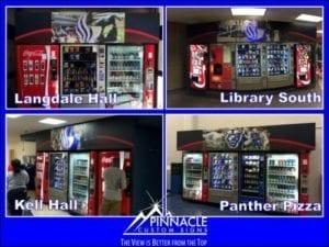 Graphic Design for Vending Machine   Graphic Design Examples