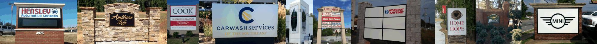 Monument Signs   Pinnacle Custom Signs