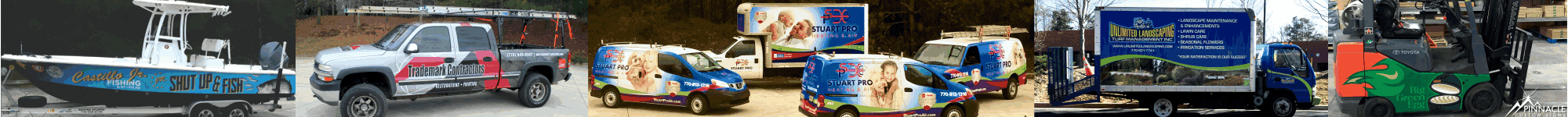Vehicle Graphics | Pinnacle Custom SignsVehicle Graphics | Pinnacle Custom Signs