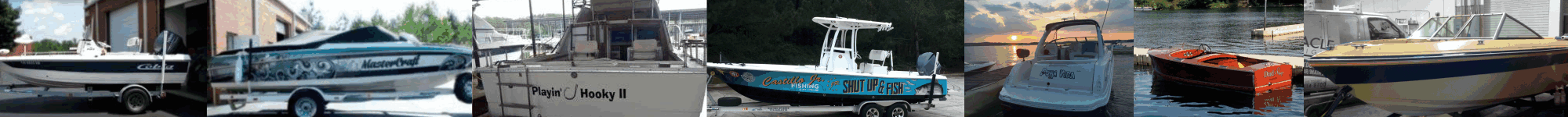 Boat Graphics | Pinnacle Custom Signs