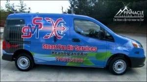 Express Van Wrap