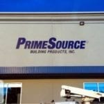 Dimensional Letter Sign for PrimeSource