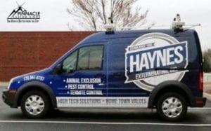 Service Van Wraps
