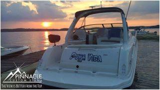 Pura Vida Boat Decals