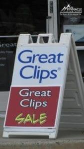 Sandwich-Board-aka-A-Frame-Sign-Great-Clips1