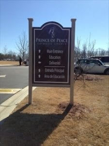 prince_of_peace_post__panel_sign
