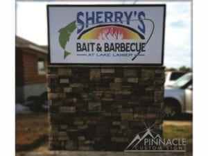 sherrys_bait__bbq_lighted_monument_sign