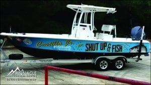 Castillo Boat Wrap