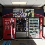 custom wrapped vending machines