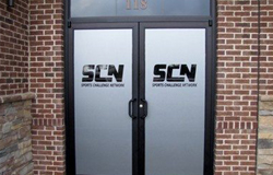 door graphics for SCN